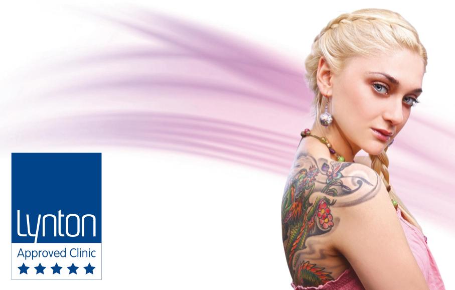 tattoo removal sheffield